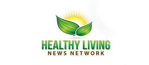 10-health-leaf-logo