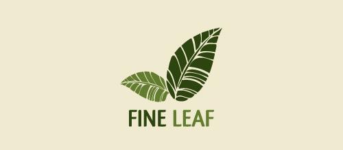 24-fine-leaf-logo