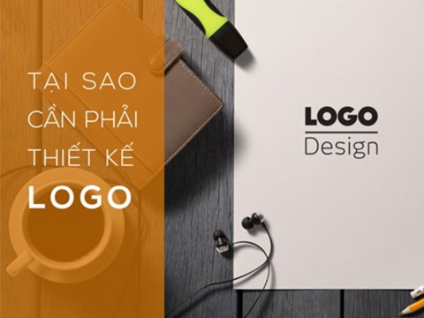 Tại sao cần phải thiết kế logo