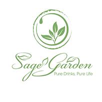 thiet ke logo sage garden