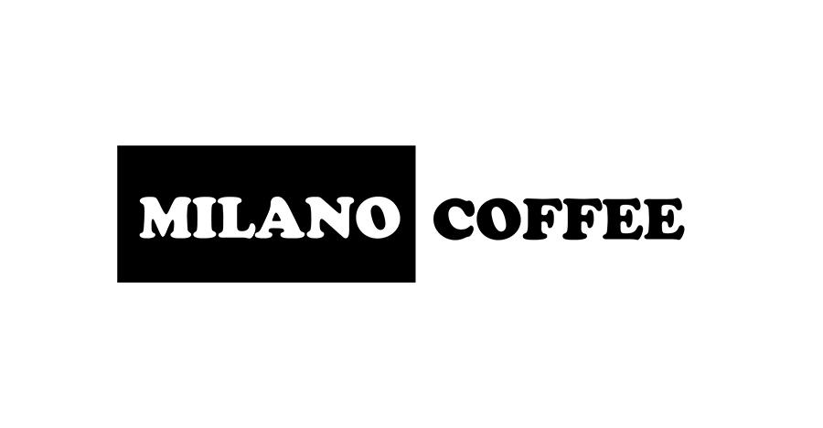 thiet ke logo-ca-phe milano coffee