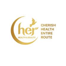 thiet ke logo my pham cher