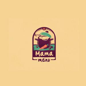 thiet-ke-logo-giao-do-an-Mama-Menu