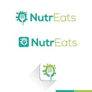 thiet-ke-logo-giao-do-an-NutrEats