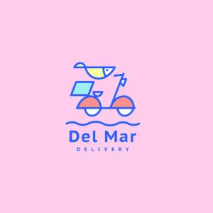 thiet-ke-logo-giao-do-an-del-mar