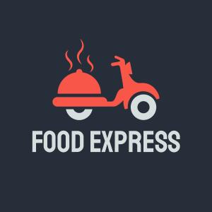 thiet-ke-logo-giao-do-an-food-express