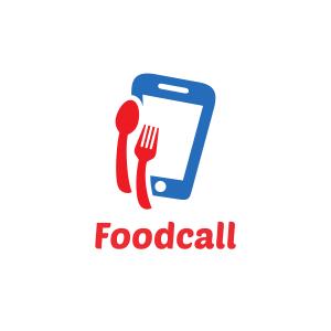 thiet-ke-logo-giao-do-an-foodcall