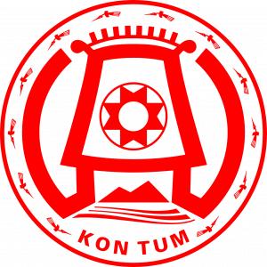 thiết kế logo kom tum