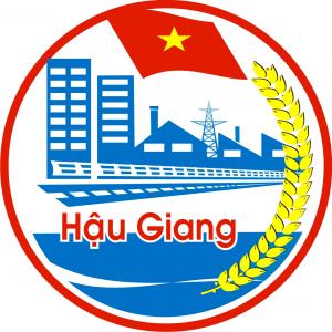 thiết kế logo tỉnh hậu giang